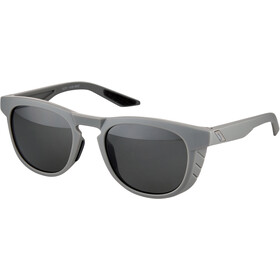 100% Slent Gafas, soft tact cool grey/smoke
